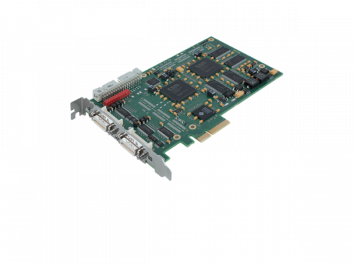 PCIe-CL microEnable IV AD4-CL - PCIe / Adapters ○ Newtech