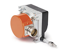 wire-actuated encoders